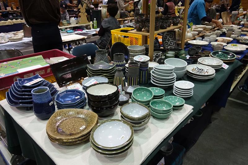 陶芸フェスティバル1
