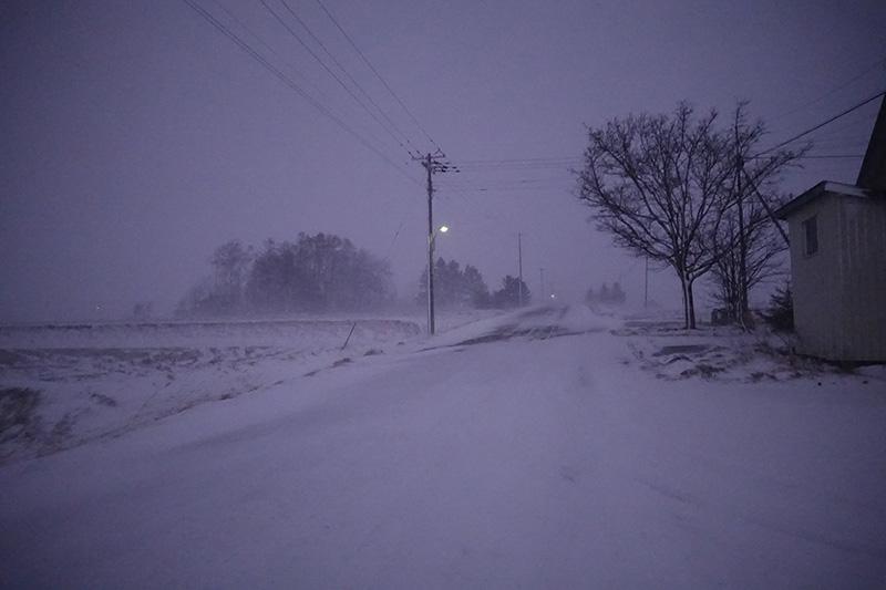 道路の様子