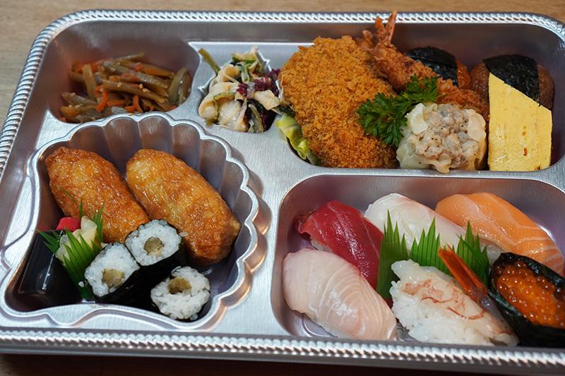 駒鮨お弁当